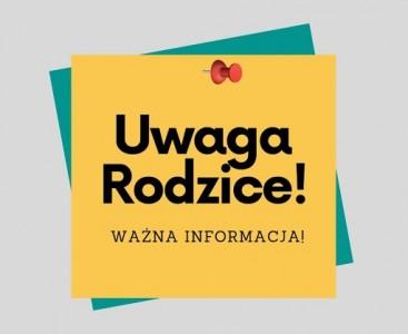 UWAGA-do 18 kwietnia 2021r. przedłużone zawieszenie funkcjonowania Przedszkola